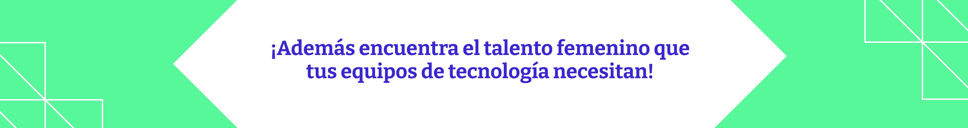 Contrata talento tech
