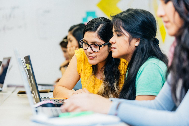 Mujeres en la industria tecnológica en México