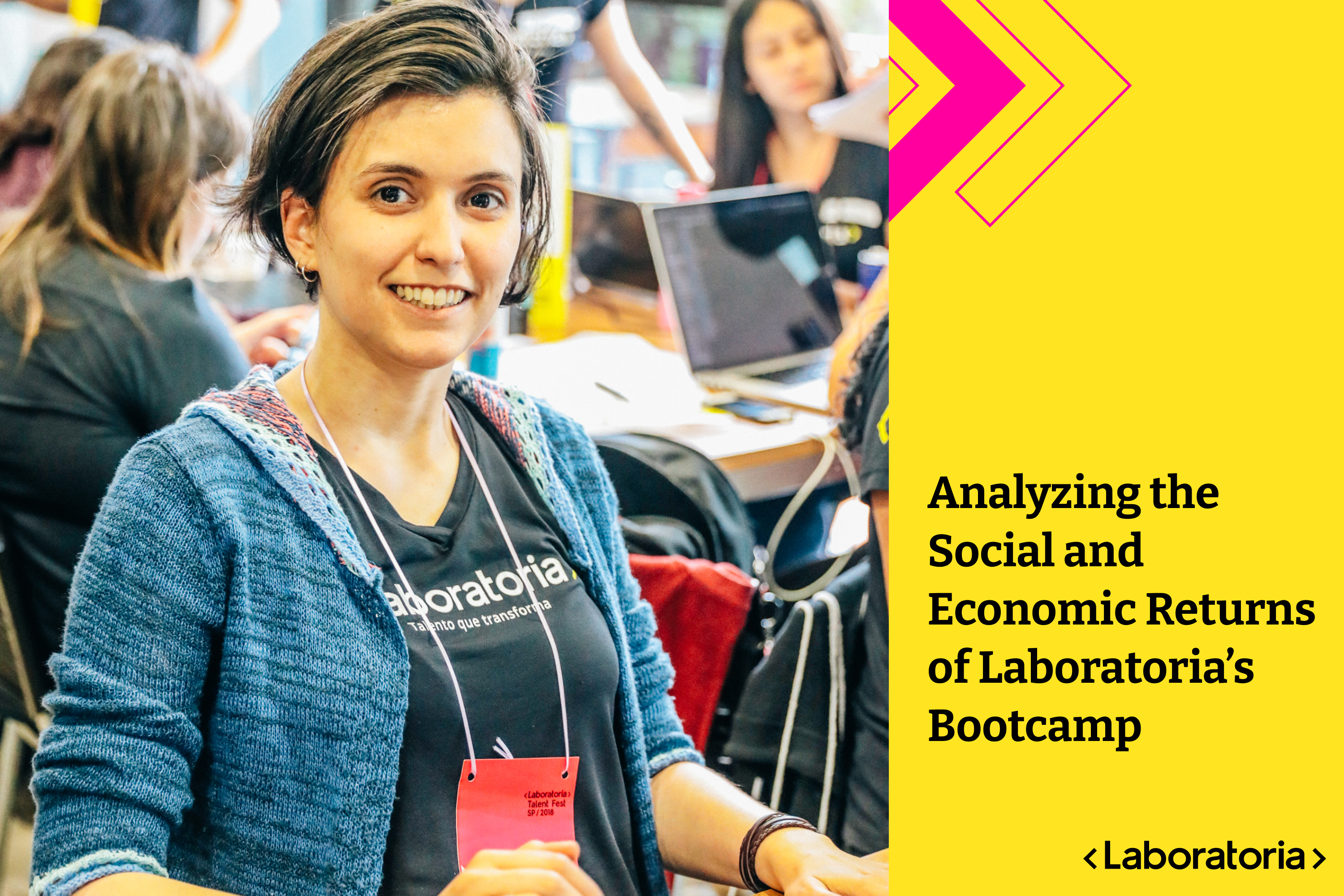 Analyzing the Social and Economic Returns of Laboratoria's Bootcamp