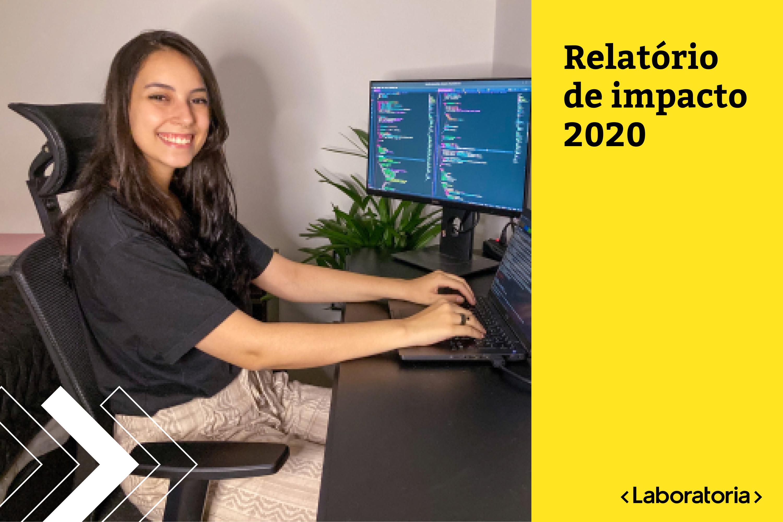 Relatório de Impacto 2020 Laboratoria